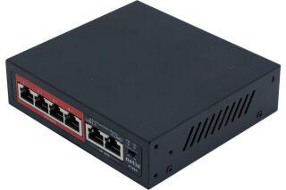 STONET P106C Switch 6p 10/100 dont 4 PoE+