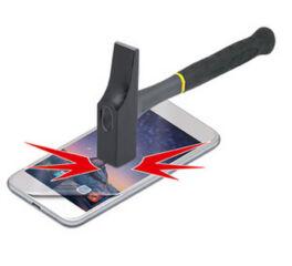 Mobilis Anti-Shock IK06 - Protection d écran pour téléphone portable - transpar