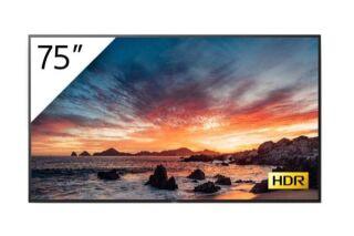 """SONY téléviseur professionnel 75"""" FWD-75X80H/T4K Android"""