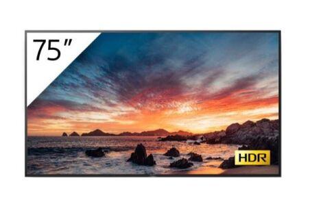 """SONY-Téléviseur Professionnel 75"""" Android - FWD-75X80H/T"""