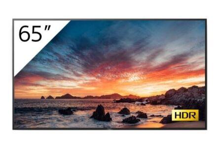 """SONY téléviseur professionnel 65"""" FWD-65X80H/T 4 K Android"""