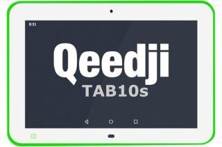"QEEDJI TAB10S tablette 10"" android AOSP  9"