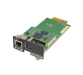 Eaton Network M2 - Carte de supervision distante - Gigabit Ethernet x 1 - pour