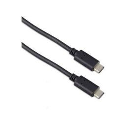 Targus - Câble USB - USB-C (M) pour USB-C (M) - USB 3.1 Gen 2 - 5 A - 1 m - con