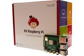 Starter Kit Raspberry Pi 4 4Go
