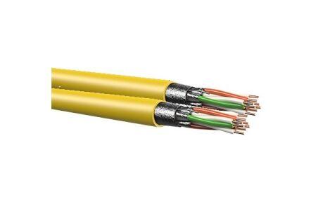 LEONI KERPEN MegaLine E5-70 duplex CAT6A F/FTP, 700 MHz, LSOH 500 m