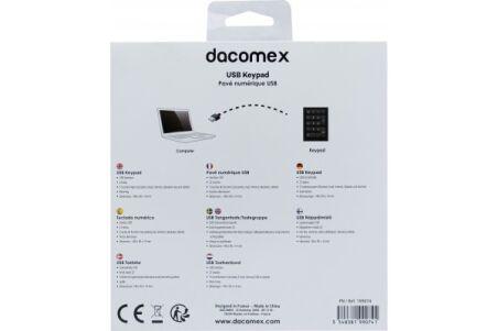 DACOMEX Pavé numérique