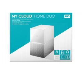 WD My Cloud Home Duo WDBMUT0080JWT - Dispositif de stockage personnel dans le n