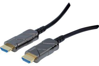 Cordon HDMI ULTRA HIGHSPEED AVEC ETHERNET AOC - 50 m