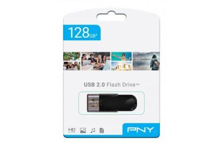 PNY Clé USB Attaché 4 2.0 128 Go