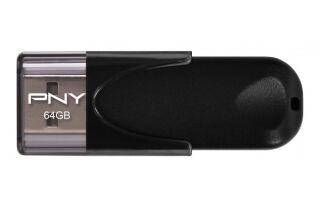 PNY Clé USB Attaché 4 2.0 64 Go