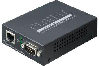 PLANET SERVEUR 1 PORT RS232/485/422/ModBus sur IP 10/100 Web/SNMP