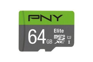 PNY Carte MicroSDXC Elite 64 Go