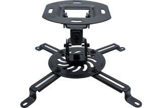 Support vidéoprojecteur plafond, bras de 150 mm, platine