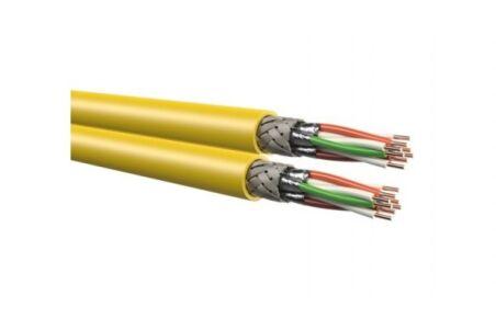 LEONI KERPEN MegaLine F6-90 duplex CAT7 S/FTP, 1000 MHz, LS0H 500 m