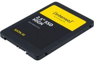 INTENSO HIGH - Disque SSD - 120 Go - SATA 6Gb/s