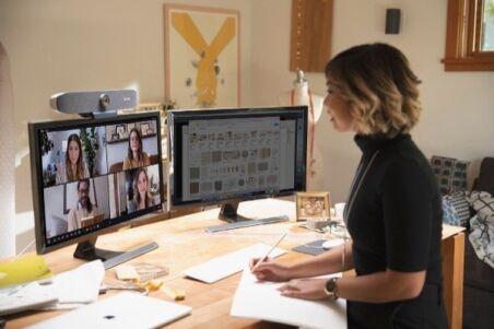 POLY STUDIO P15 barre vidéo personnelle