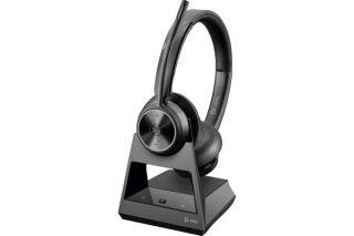 POLY SAVI W7310-M Office Teams Casque sans fil 1 écouteur TEL/USB