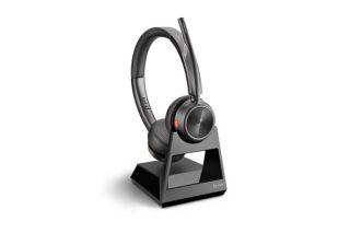 POLY SAVI W7320-M Office Teams Casque sans fil 2 écout. TEL/USB-A