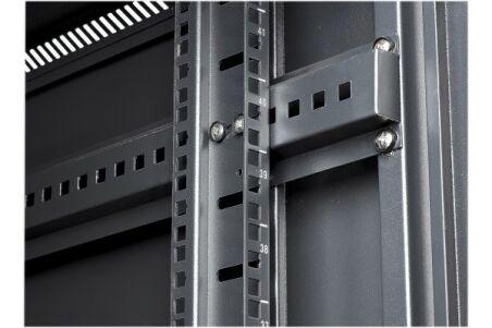 Baie serveur SRV-800 Advanced Series 42U 800 x 1000 (noir) version kit