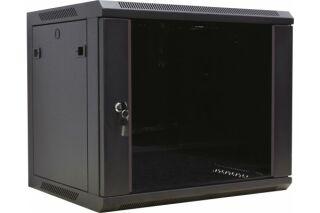 """Coffret WM-60 Extended 19"""" 12U profondeur 600 mm (noir) version kit"""