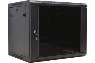 """Coffret WM-60 Extended 19"""" 20U profondeur 600 mm (noir) version kit"""