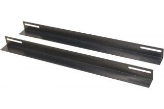 Supports de charge fixes (x2), profondeur 350 mm (noir)