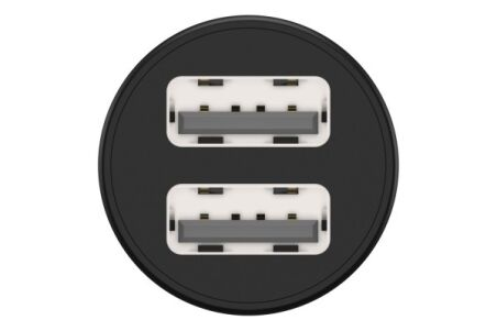 CHARGEUR ALLUME-CIGARE 2 PORTS USB