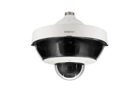 HAnWHA camera IP Multi-sensor PTZ PNM-9322VQP x32 2/5/10mpx