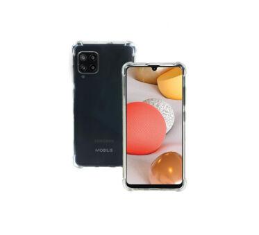 R Series for Galaxy A42 5G - Transparent - Soft bag