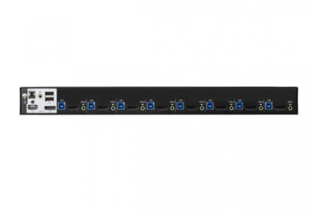 ATEN CS19208 Switch KVM DisplayPort 4K / USB 3.0 - 8 Ports