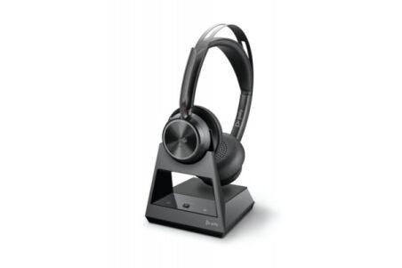 POLY Voyager Focus 2 Office MS Teams USB-A pour TEL/PC/GSM