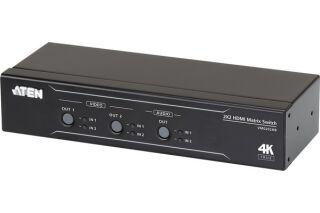 ATEN VM0202HB matrice HDMI 2.0 2x2 avec sortie audio