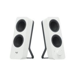 Logitech Z207 - Haut-parleurs - pour PC - canal 2.0 - sans fil - Bluetooth - 5