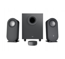 Logitech Z407 Bluetooth computer speakers with subwoofer an