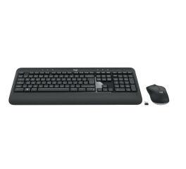 LOGITECH Pack clavier /souris MK540 Advanced AZERTY sans fil