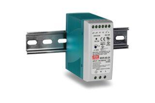 Alimentation Industrielle 24 V - 60 W / 2,5 A pour rail DIN