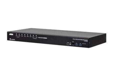 ATEN CS18208 Switch KVM HDMI 4K / USB 3.0 - 8 Ports