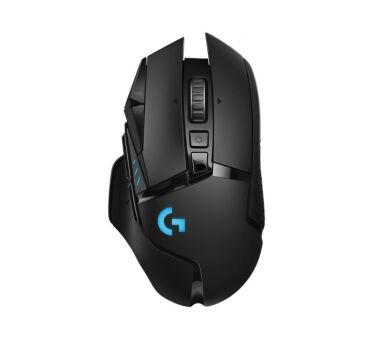 Logitech Gaming Mouse G502 (Hero) - Souris - optique - 11 boutons - sans fil, f