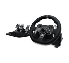 Logitech G920 Driving Force - Ensemble volant et pédales - filaire - pour Micro