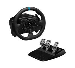Logitech G923 - Ensemble volant et pédales - filaire - pour PC, Sony PlayStatio