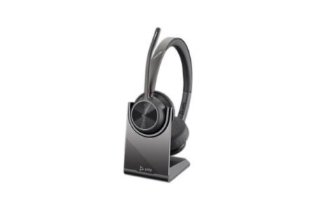 POLY Voyager 4320-M UC Teams USB-C avec Stand Chargeur