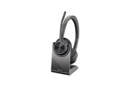 POLY Voyager 4320 UC USB-C avec Stand Chargeur