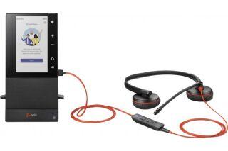 POLY CCX 505 téléphone tactile WiFi IP TEAMS sans combiné