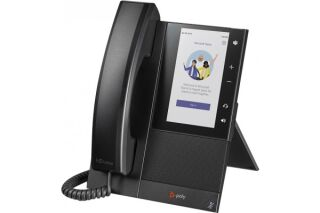 POLY CCX 505 téléphone tactile WiFi IP TEAMS avec combiné