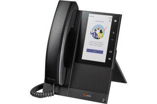 POLY CCX 505 téléphone tactile WiFi IP OpenSIP avec combiné