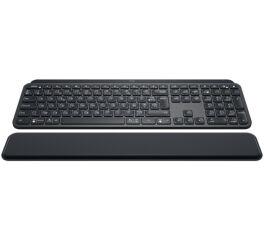 LOGITECH MX Keys - clavier - Français - graphite